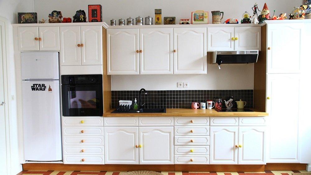 Meuble de cuisine a petit prix maison et mobilier d for Meuble cuisine petit prix