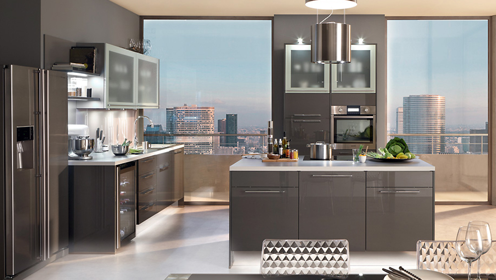 Meuble de cuisine quip e conforama maison et mobilier d for Acheter une cuisine equipee pas cher