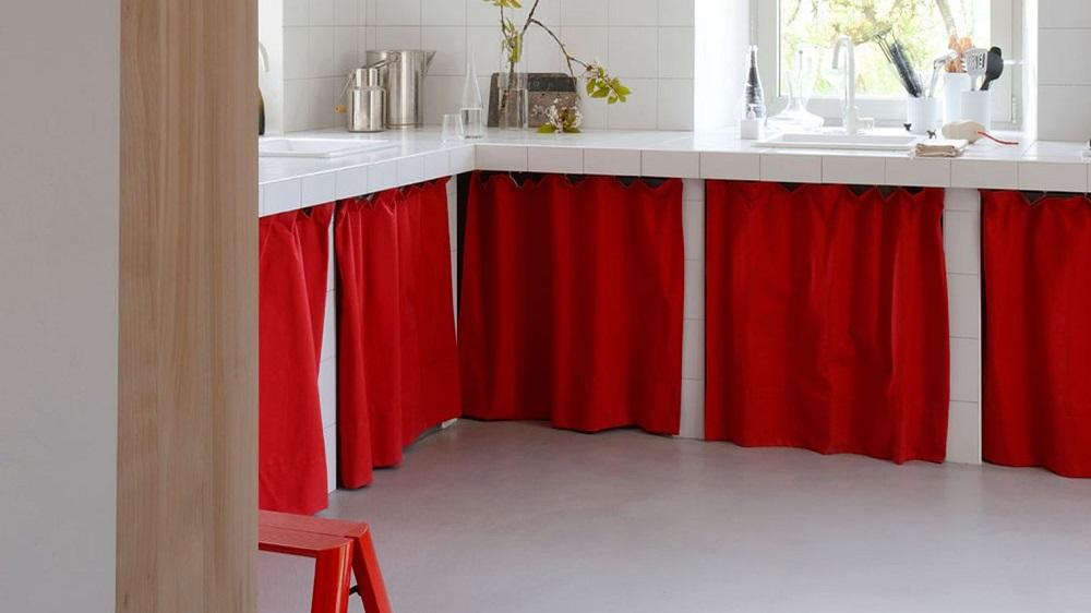 Porte pour placard cuisine maison et mobilier d 39 int rieur - Cuisine cachee par des portes ...