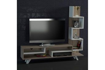 meuble tv wooden art maison et mobilier d 39 int rieur. Black Bedroom Furniture Sets. Home Design Ideas