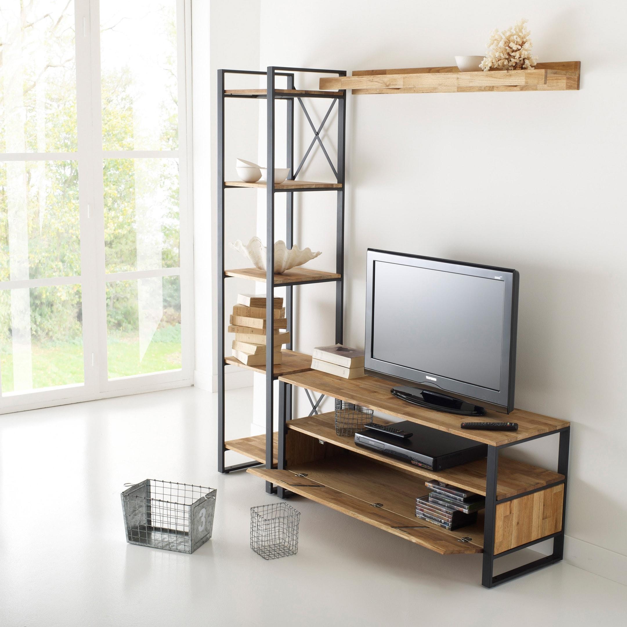 Meuble Tv Industriel La Redoute Maison Et Mobilier D Int Rieur