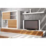 Meuble tele bas en bois maison et mobilier d 39 int rieur for Meuble tele long