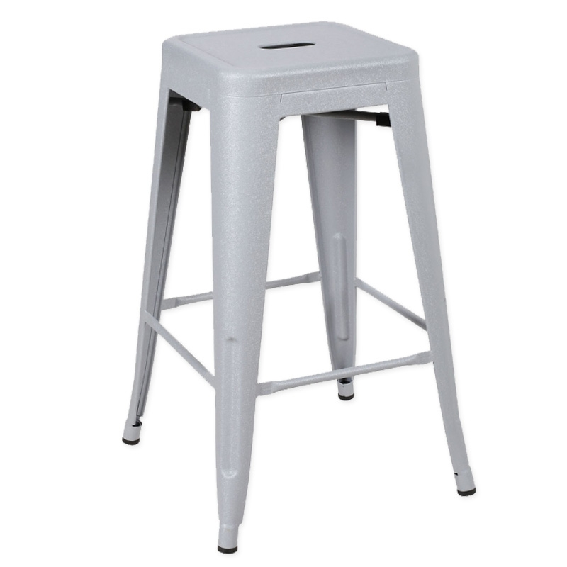 tabouret de bar gris metal maison et mobilier d 39 int rieur. Black Bedroom Furniture Sets. Home Design Ideas