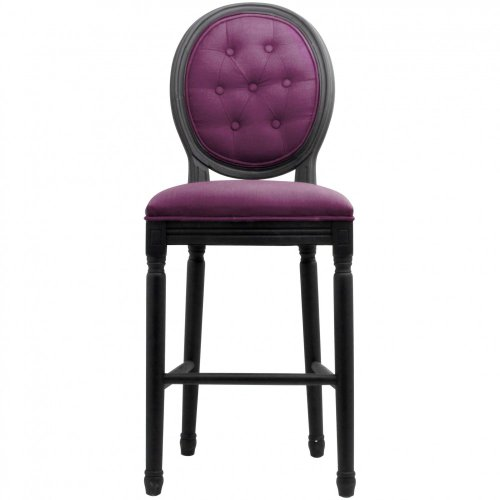 tabouret de cuisine couleur aubergine maison et mobilier d 39 int rieur. Black Bedroom Furniture Sets. Home Design Ideas