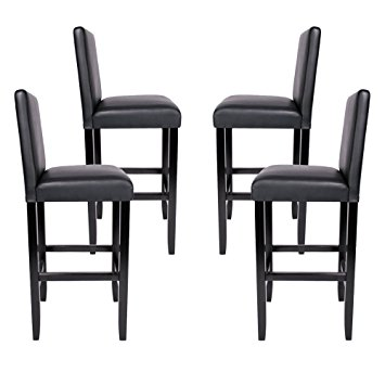 tabouret de bar lot de 4 maison et mobilier d 39 int rieur. Black Bedroom Furniture Sets. Home Design Ideas