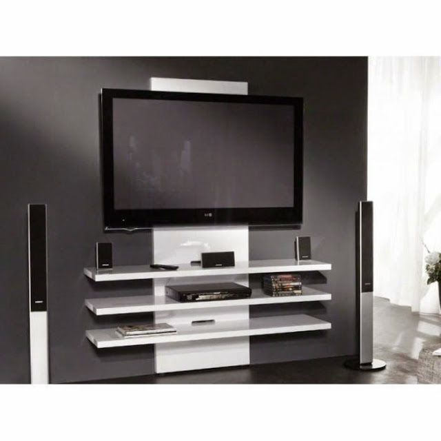 meuble tv qui cache les fils maison et mobilier d 39 int rieur. Black Bedroom Furniture Sets. Home Design Ideas