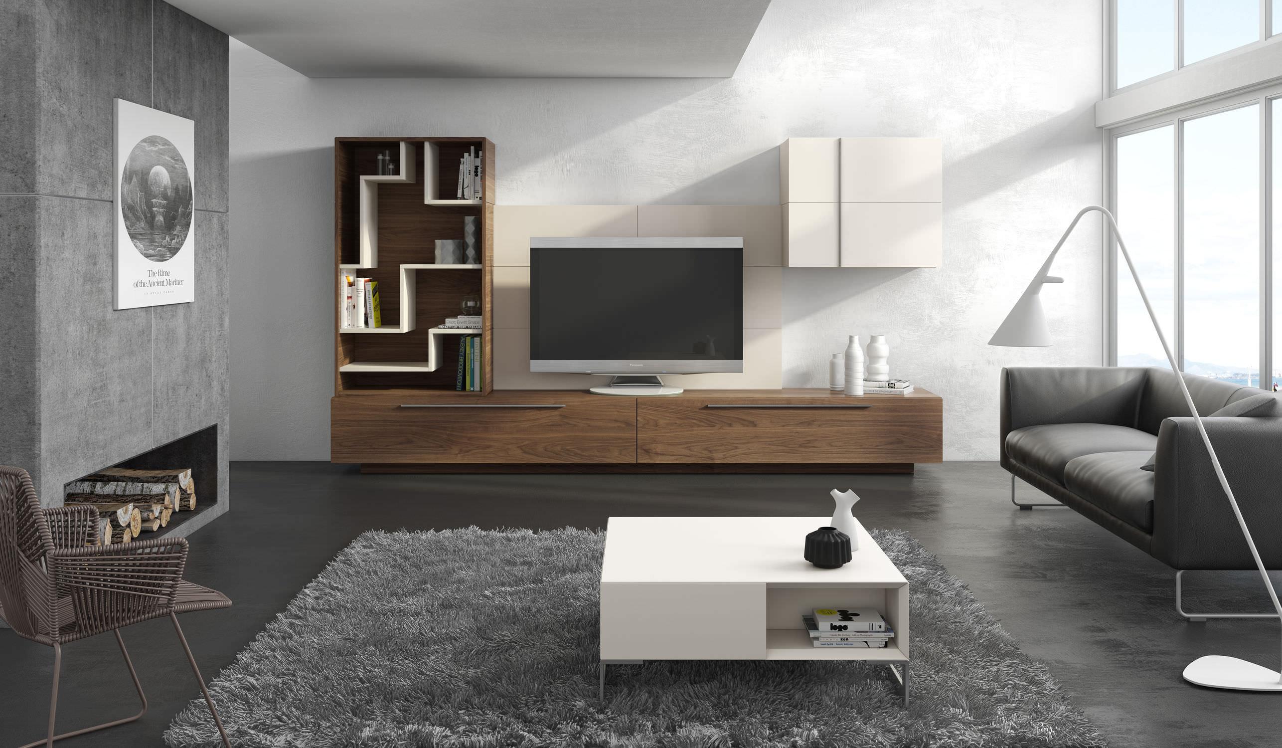Meuble tele contemporain Maison et mobilier d intérieur