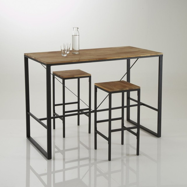 tabouret de bar la redoute maison et mobilier d 39 int rieur. Black Bedroom Furniture Sets. Home Design Ideas