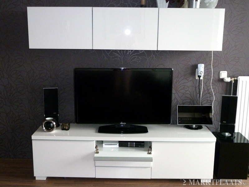 Un meuble tv ikea maison et mobilier d 39 int rieur - Ikea meuble tv lack ...