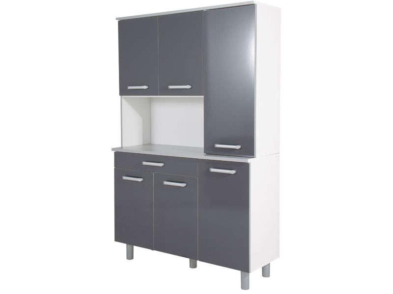 best meuble de cuisine gris pas cher images amazing house design. Black Bedroom Furniture Sets. Home Design Ideas