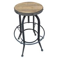 tabouret de bar western maison et mobilier d 39 int rieur. Black Bedroom Furniture Sets. Home Design Ideas