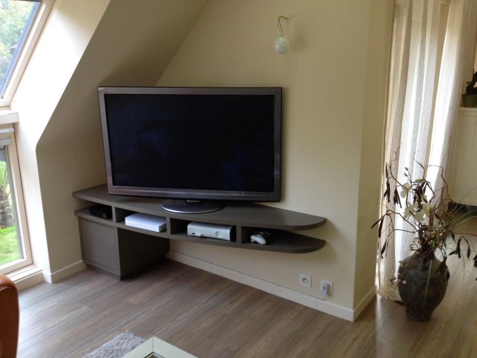 meuble sous tv maison et mobilier d 39 int rieur. Black Bedroom Furniture Sets. Home Design Ideas