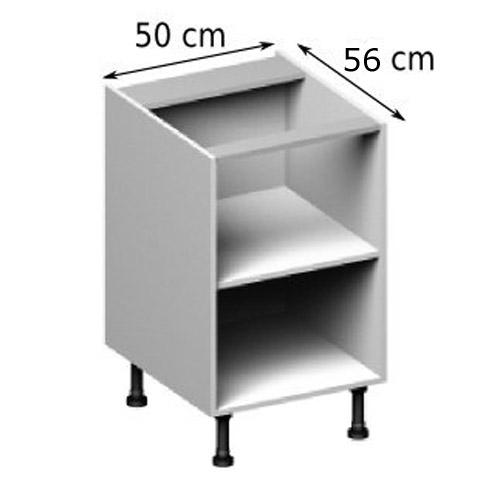 meuble bas cuisine 55 cm largeur maison et mobilier d 39 int rieur. Black Bedroom Furniture Sets. Home Design Ideas
