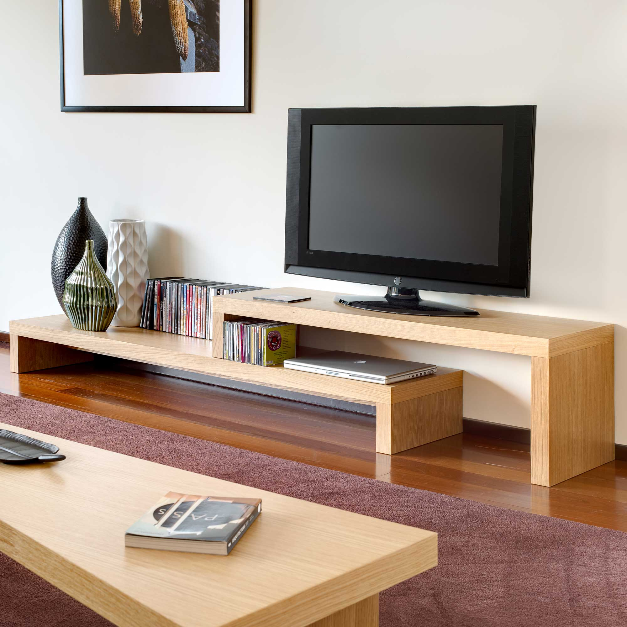 fabriquer un meuble tv suspendu - Fabriquer Un Meuble Tv Bas