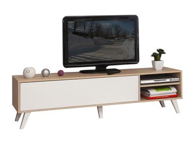 Meuble bas pour tele maison et mobilier d 39 int rieur for Meuble bas pour tele