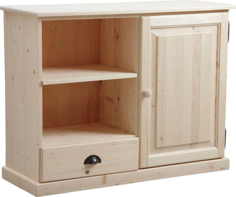 Meuble tv haut en bois maison et mobilier d 39 int rieur for Meuble tv haut bois