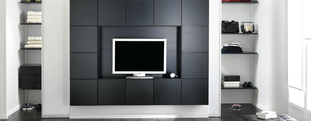 meuble tv rangement pas cher - Meuble Tv Avec Rangement Pas Cher