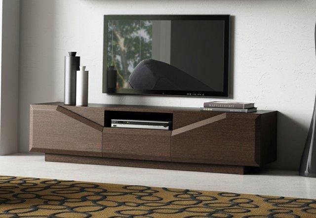 Meuble tv marron - Maison et mobilier d\'intérieur