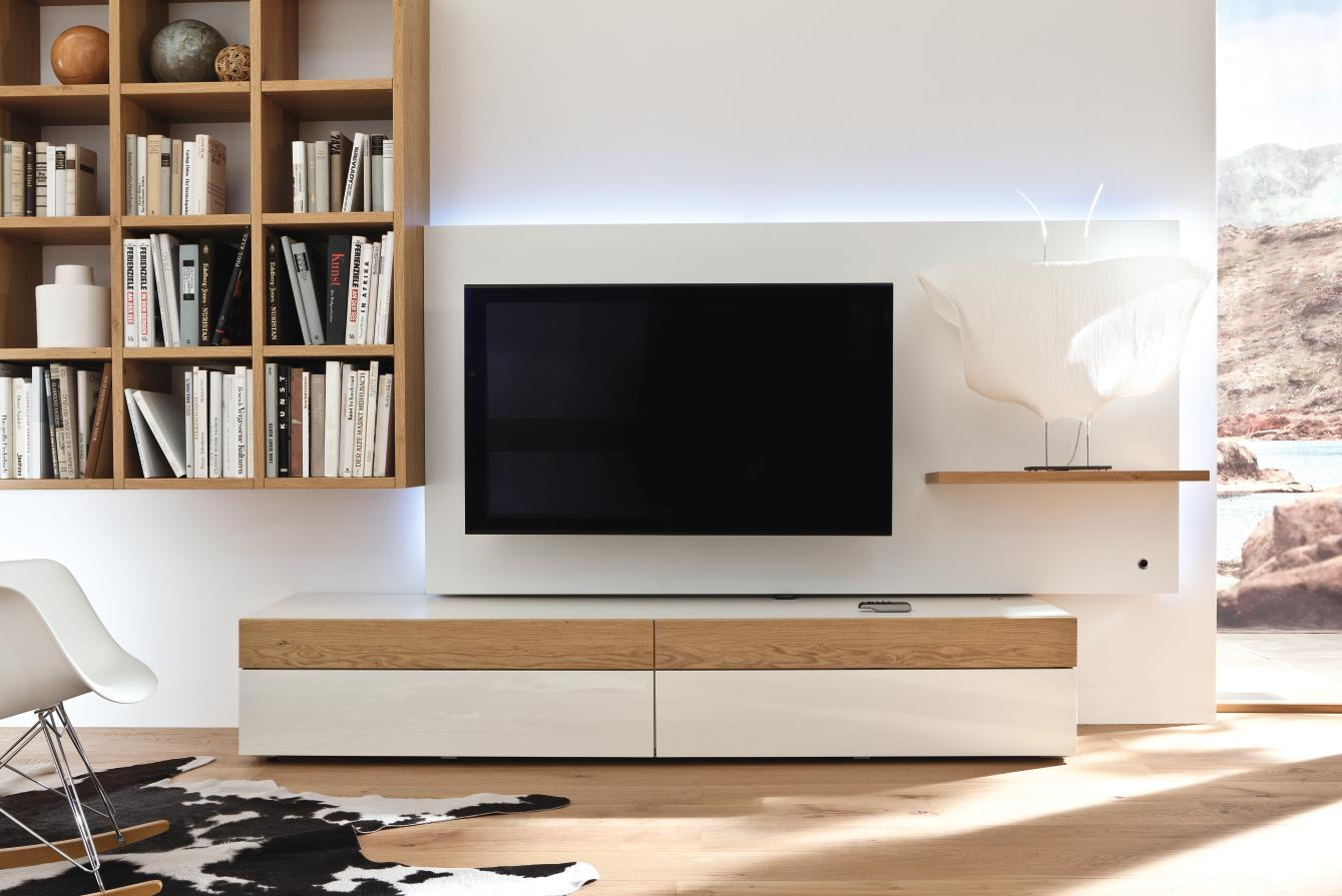 meuble tv bois laqu - Meuble Tv Bois Et Laque