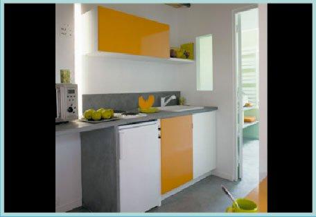 meuble de cuisine pour studio maison et mobilier d 39 int rieur. Black Bedroom Furniture Sets. Home Design Ideas