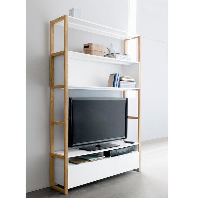 etagere tv maison et mobilier d 39 int rieur. Black Bedroom Furniture Sets. Home Design Ideas