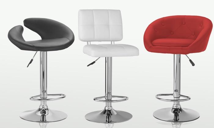 tabouret de bar groupon maison et mobilier d 39 int rieur. Black Bedroom Furniture Sets. Home Design Ideas