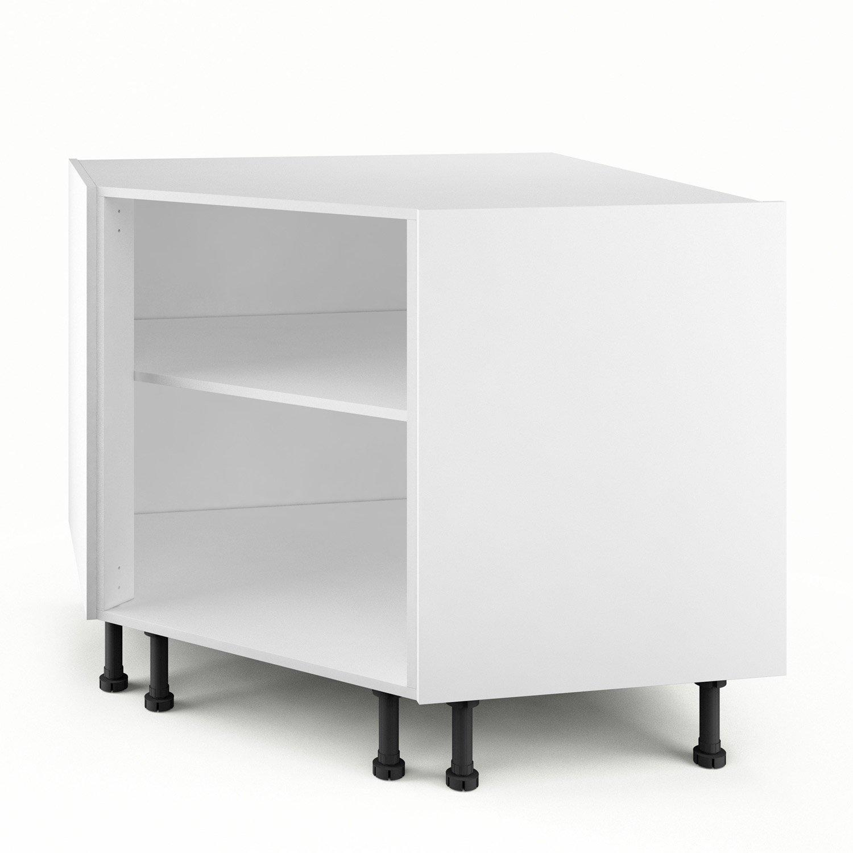 Meuble cuisine 90x90 maison et mobilier d 39 int rieur for Caisson bas cuisine pas cher