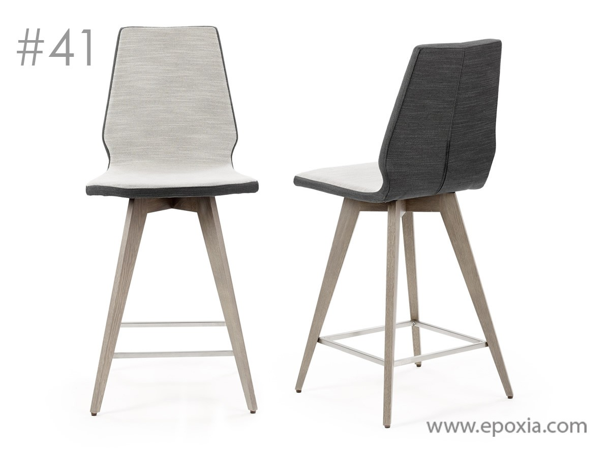 tabouret de bar 4 pieds inox maison et mobilier d 39 int rieur. Black Bedroom Furniture Sets. Home Design Ideas