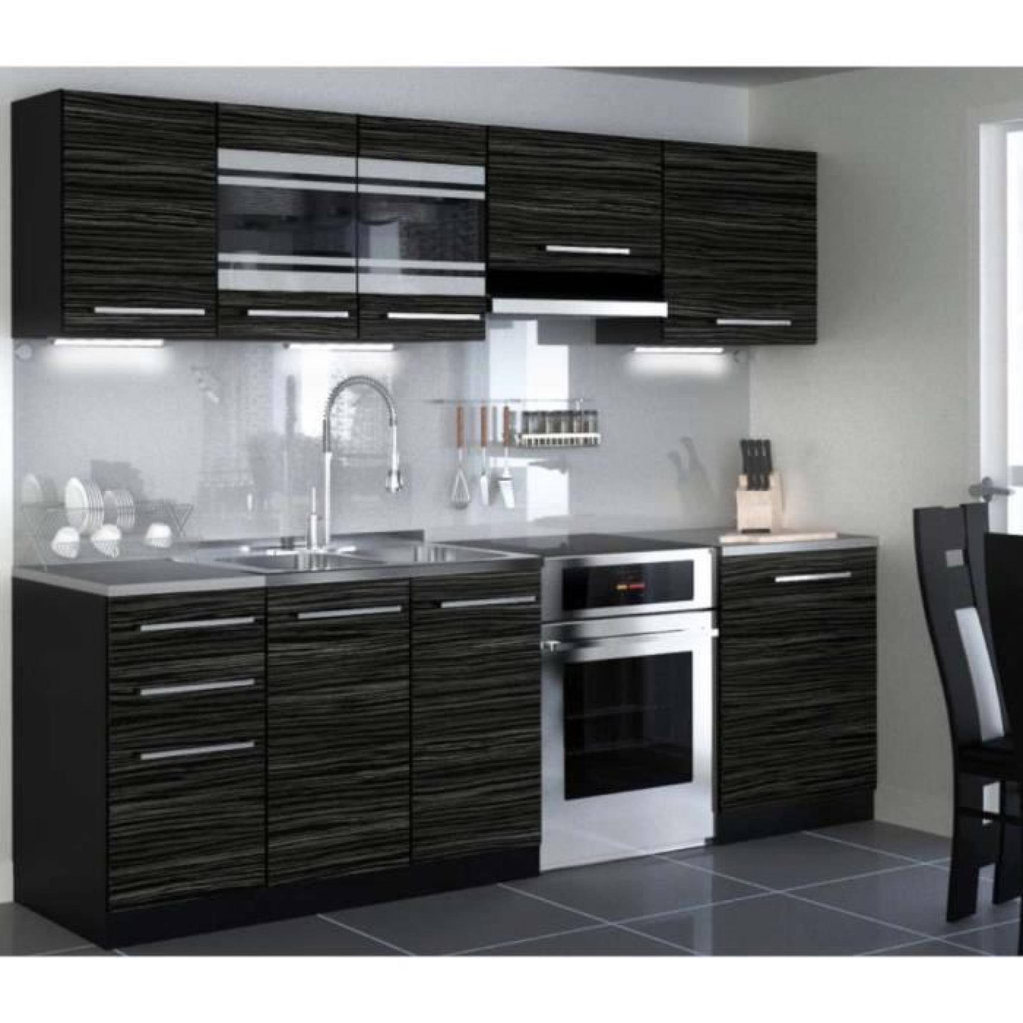 modele cuisine amenagee maison et mobilier d 39 int rieur. Black Bedroom Furniture Sets. Home Design Ideas