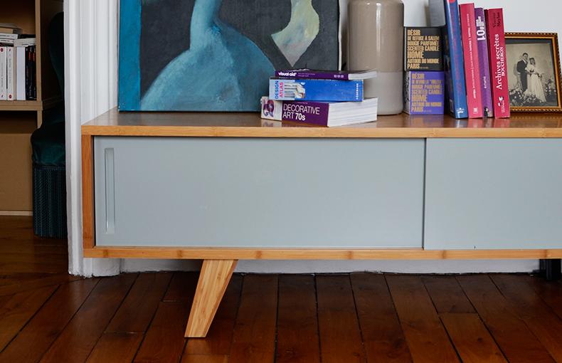 meuble tv 70s maison et mobilier dintrieur - Meuble Tv Scandinave Doccasion