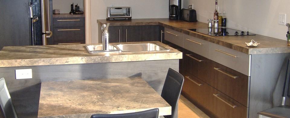 repeindre un meuble de cuisine en m lamin maison et mobilier d 39 int rieur. Black Bedroom Furniture Sets. Home Design Ideas