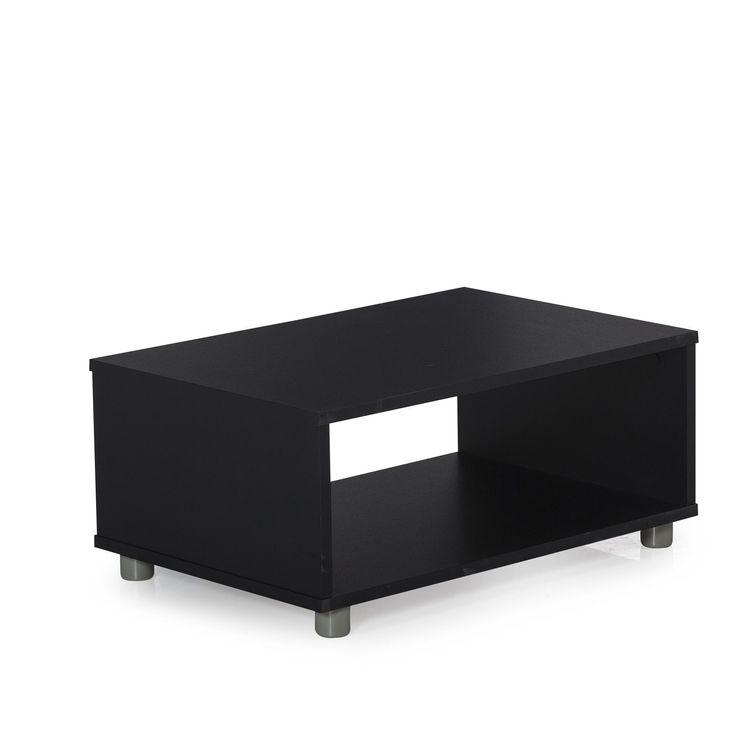 Petit meuble tv noir maison et mobilier d 39 int rieur for Petit meuble tv noir