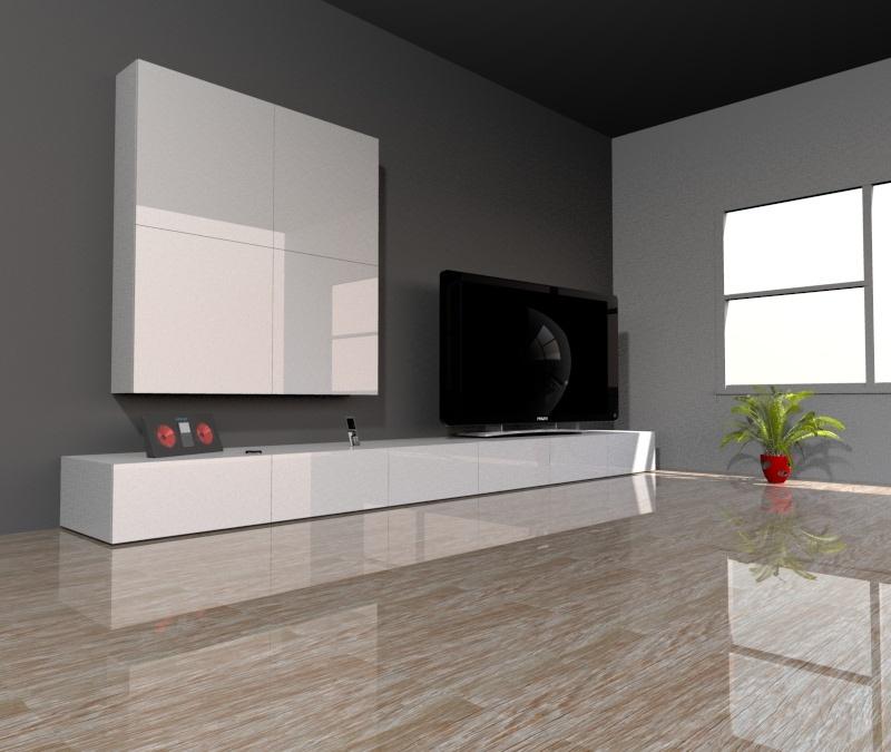 Long meuble tv Maison et mobilier d intérieur