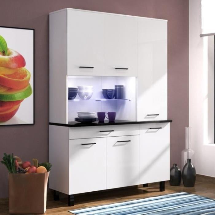 buffet de cuisine haut maison et mobilier d 39 int rieur. Black Bedroom Furniture Sets. Home Design Ideas