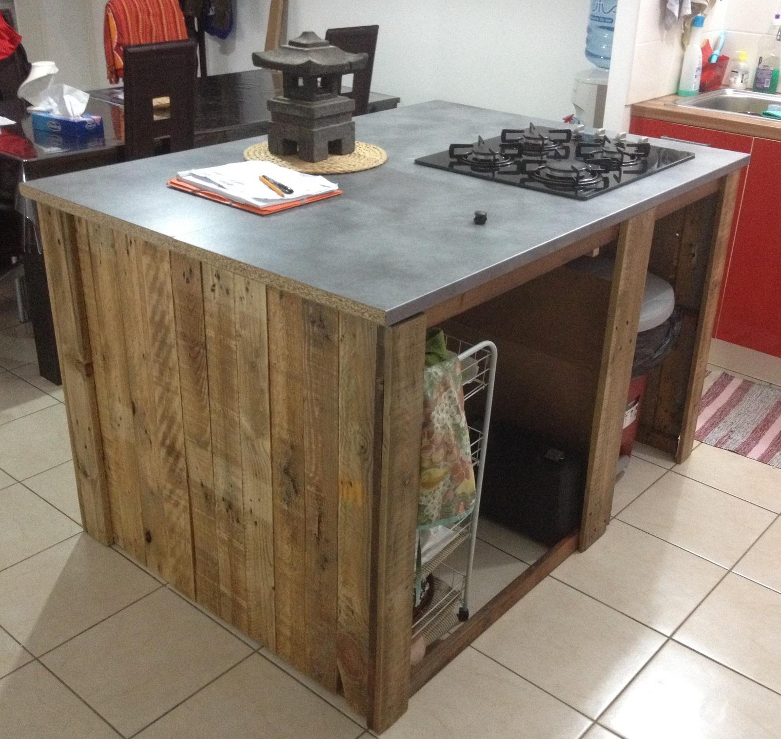 Fabriquer un meuble de cuisine sur mesure