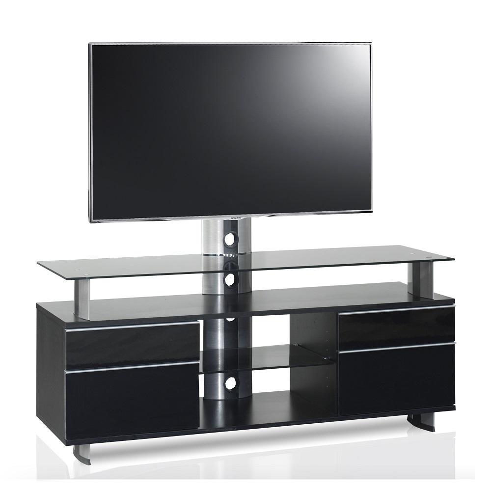 Meuble tv h 60 cm maison et mobilier d 39 int rieur for Meuble tv 75 pouces ikea