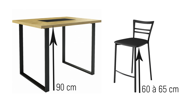 tabouret hauteur 65 cm pas cher tabouret de bar 65 cm design en image tabouret de cuisine. Black Bedroom Furniture Sets. Home Design Ideas