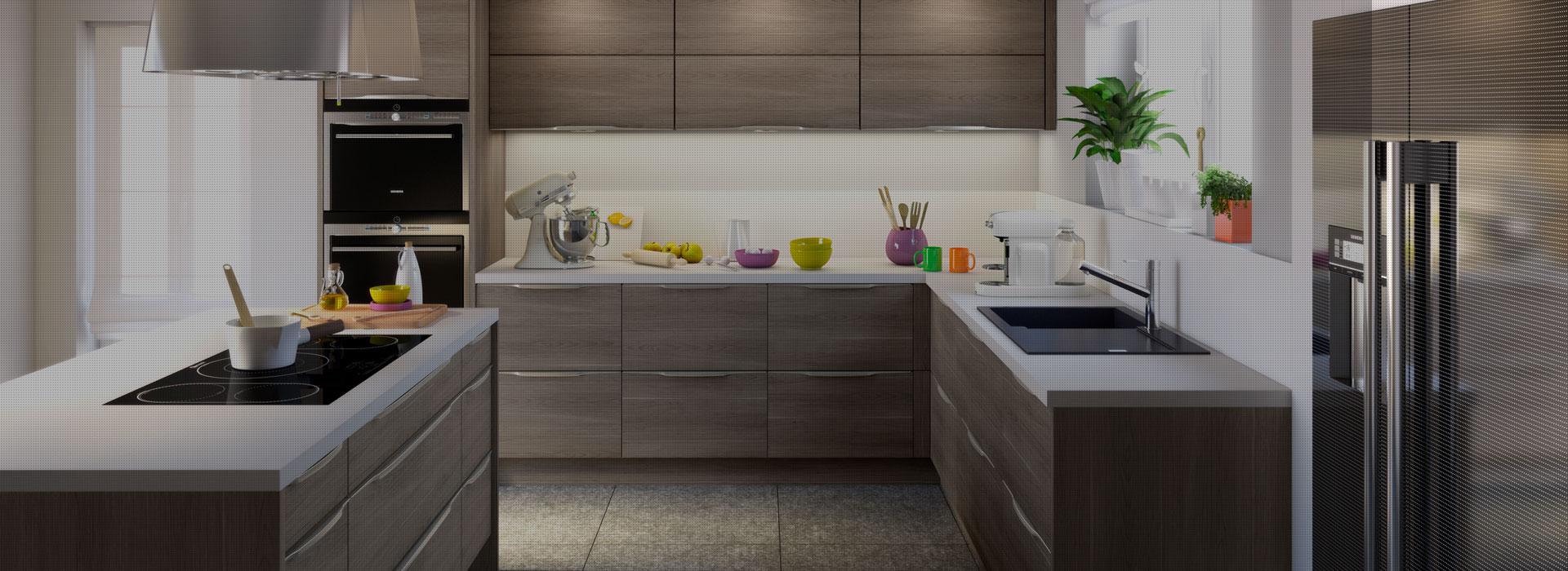 Cuisine quip e meuble bas maison et mobilier d 39 int rieur for Cuisine equipee meuble bas