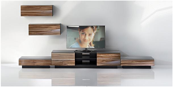 meuble tv accrocher au mur maison et mobilier d 39 int rieur. Black Bedroom Furniture Sets. Home Design Ideas