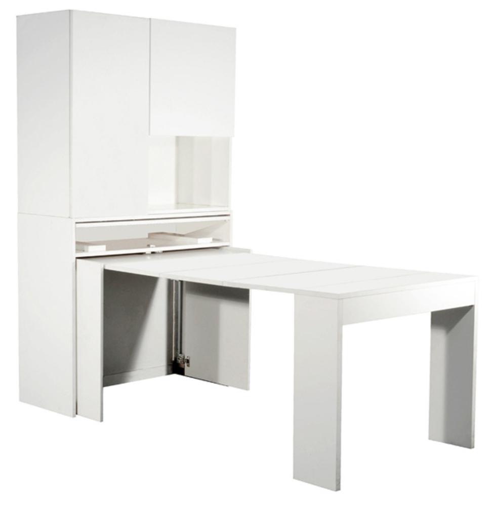 Meuble de cuisine avec table escamotable maison et mobilier d 39 int rieur - Cuisine avec table ...