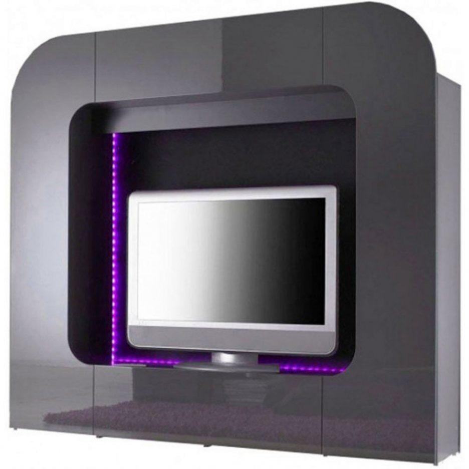 ensemble meuble tv noir laqu maison et mobilier d 39 int rieur. Black Bedroom Furniture Sets. Home Design Ideas