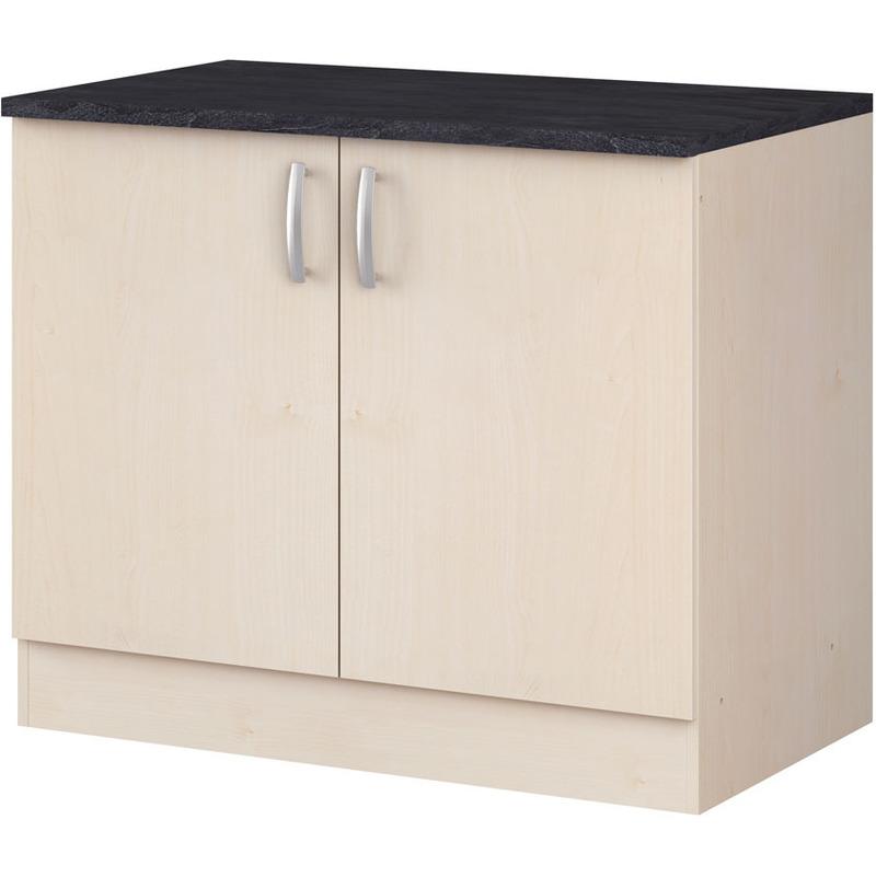 meuble bas de cuisine chez but. Black Bedroom Furniture Sets. Home Design Ideas