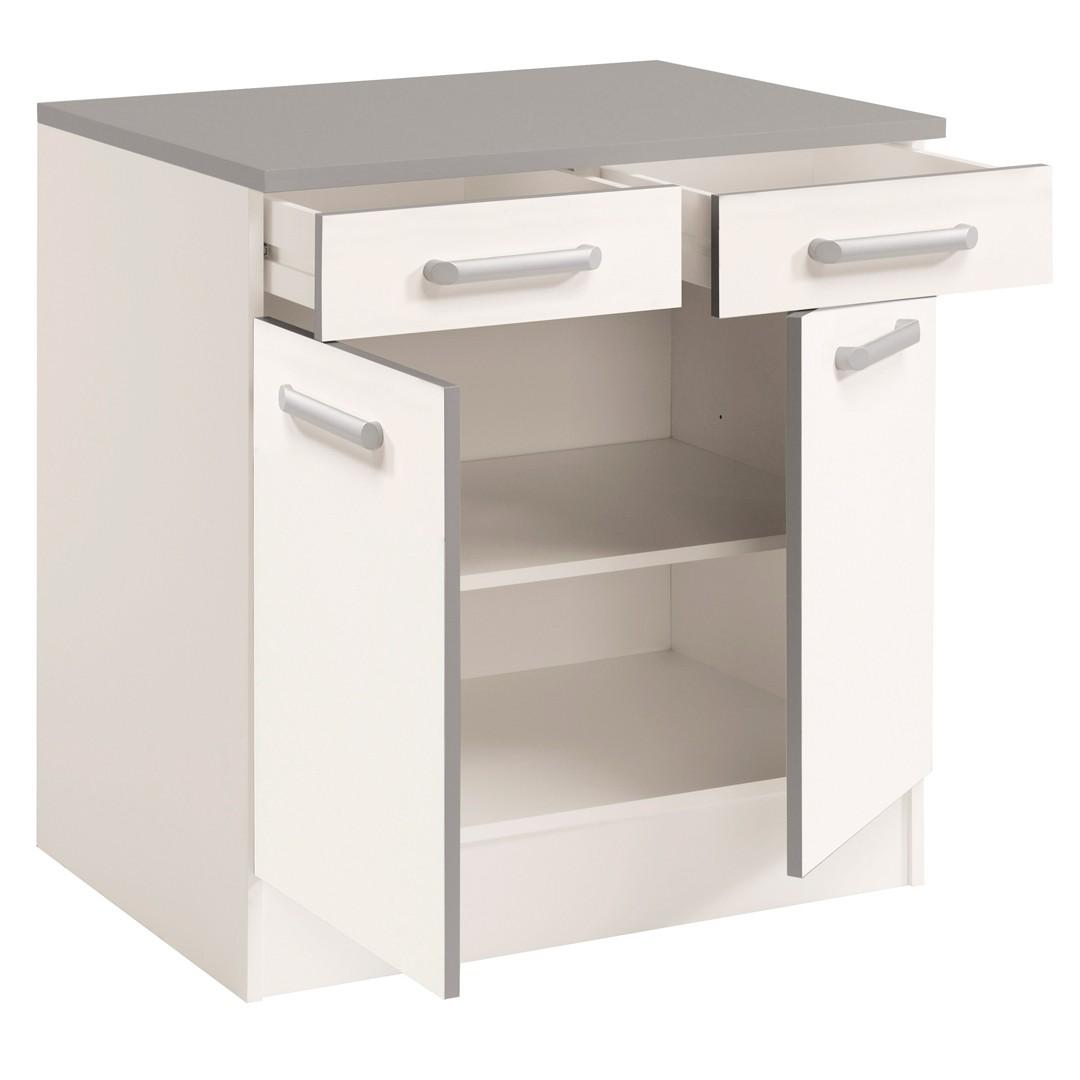 Meuble bas de cuisine 80 maison et mobilier d 39 int rieur for Meuble bas cuisine 55 cm