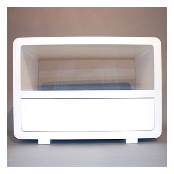 Petit Meuble Tv Blanc Laqué Maison Et Mobilier D Intérieur