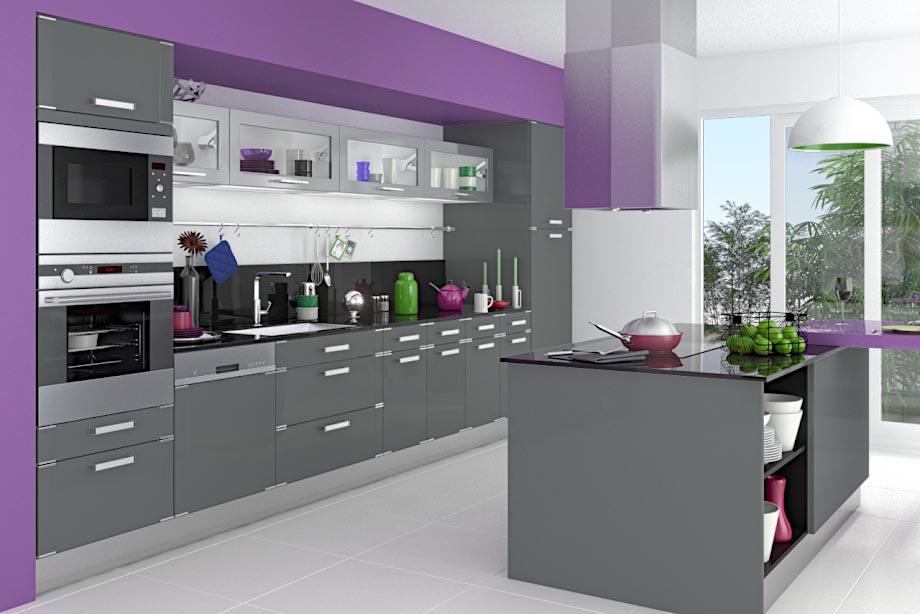 Element de cuisine moderne maison et mobilier d 39 int rieur for Elements de cuisine moderne