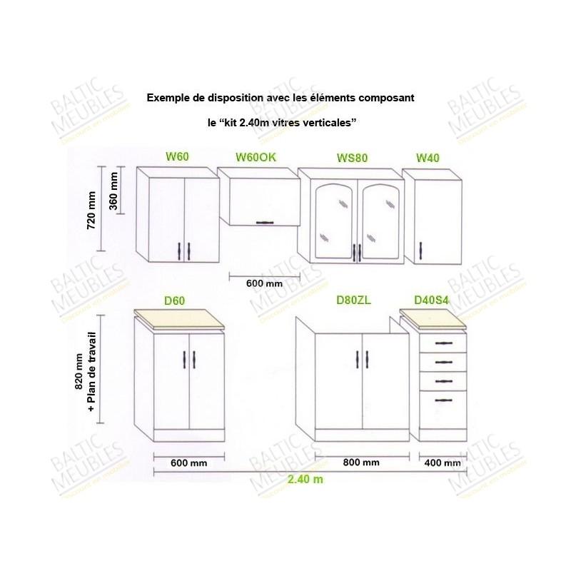 Hauteur Plan De Travail Cuisine Ikea Affordable Hauteur