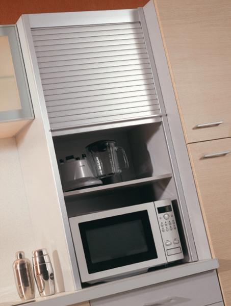 meuble de cuisine rideau roulant maison et mobilier d 39 int rieur. Black Bedroom Furniture Sets. Home Design Ideas