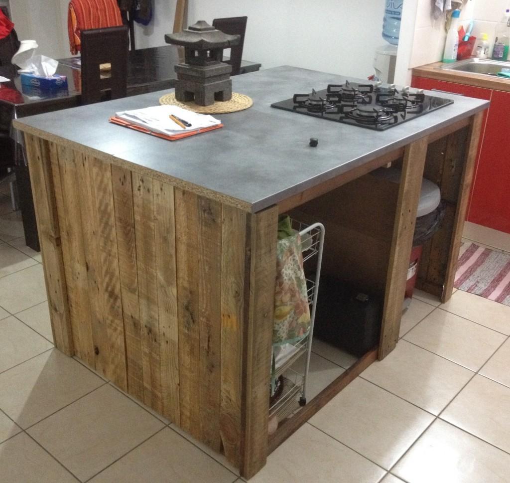 meuble de cuisine palette - Meuble De Cuisine En Palette
