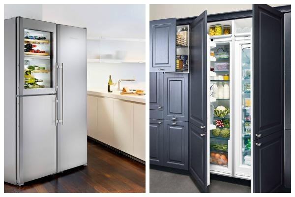 Meuble cuisine pour frigo maison et mobilier d 39 int rieur - Meuble pour frigo top ...