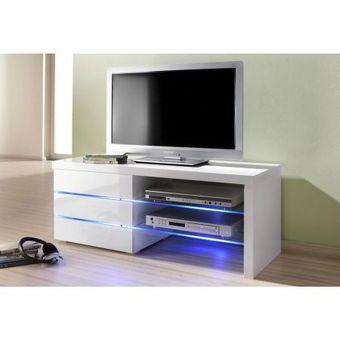 meuble tv a led but maison et mobilier d 39 int rieur. Black Bedroom Furniture Sets. Home Design Ideas